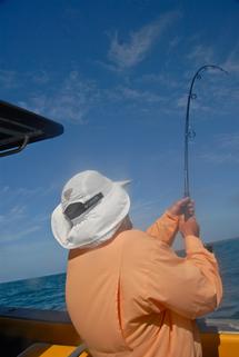 Trois jours test de Pêche Sportives guidés dans le Grand Nord calédonien pour un Tour Opérateur français…