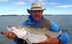 Pêche des plus gros bonefish du monde sur les immenses flats du nord calédonien